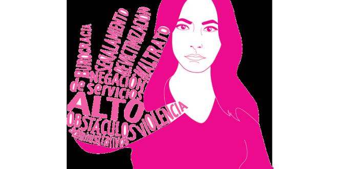Imagen del Dia Internacional de la Eliminación de la Violencia contra la Mujer