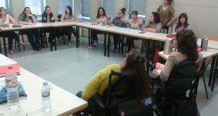 Miembros de la OVI en una reunión