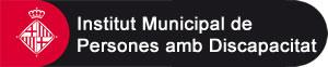 Logotipo del Institut Municipal de Persones amb Discapacitat del Ajuntament de Barcelona, clic para acceder a la web