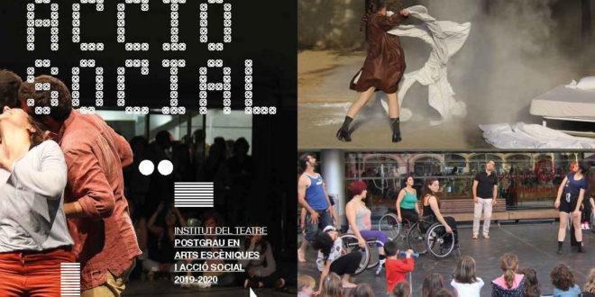 Postgrau en Arts Escèniques i Acció Social