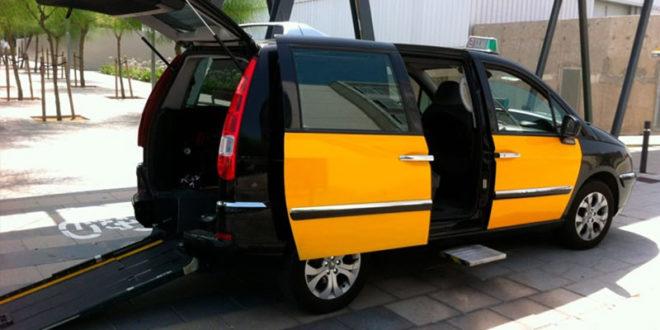 Volem que es compleixi la llei: un 5 per cent de taxis adaptats