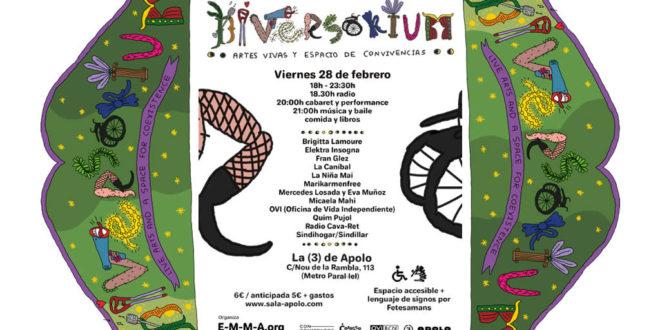 Diversorium en Barcelona – 28 de febrero 2020