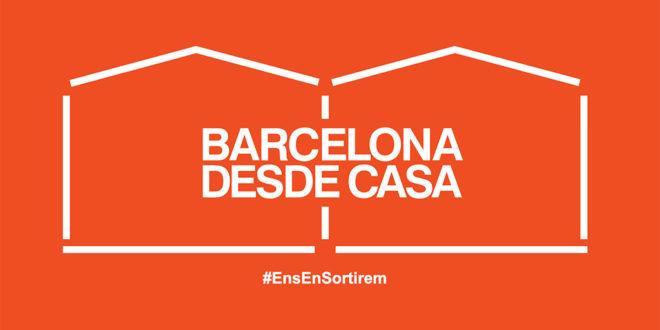 Barcelona desde casa