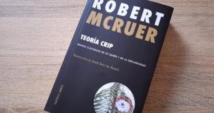 """Portada del libro """"Teoría Crip"""""""